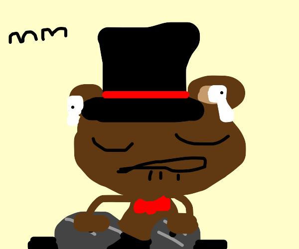 Freddy fazbearveats