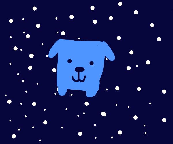 SPACE ICEDOG!
