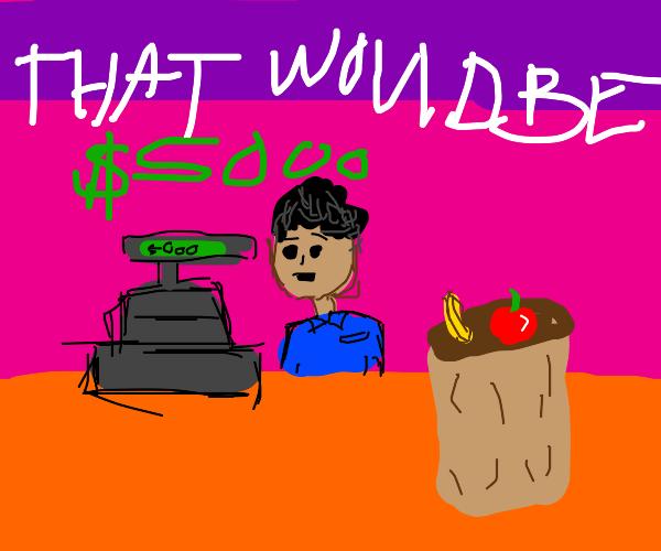 Classic Cashier
