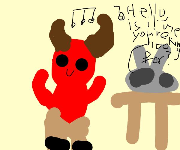 satan with an adele album