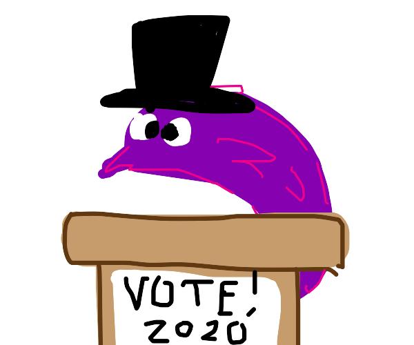 President worm