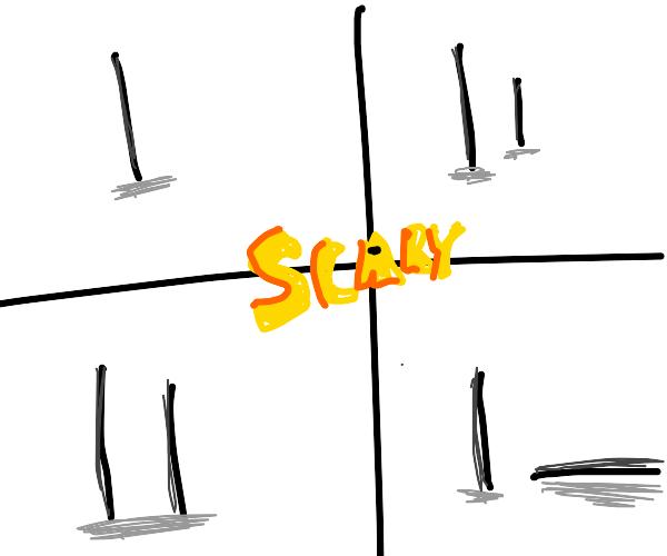 """scary"" comic"