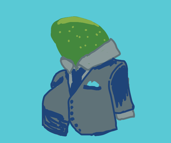 Pickle in a Suit
