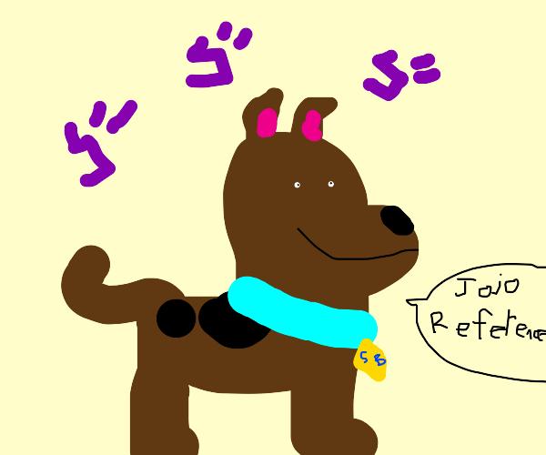 Scooby doo's Bizarre adventure.