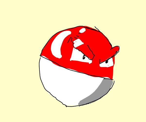 Ball Guy from Pokémon
