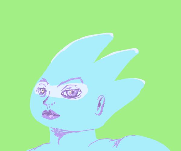 Sonic but very humanoid