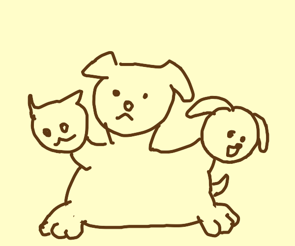 Pudgy Cerberus