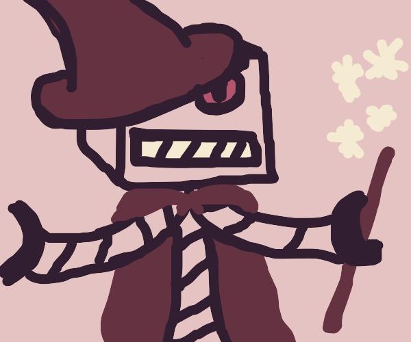 Wizard robot