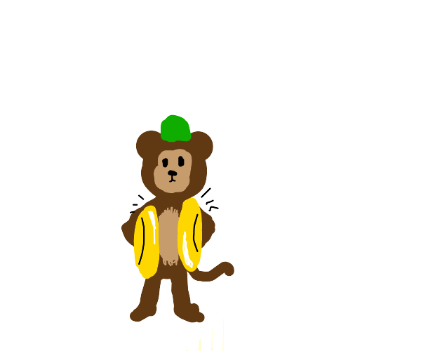 cymbals monkey toy