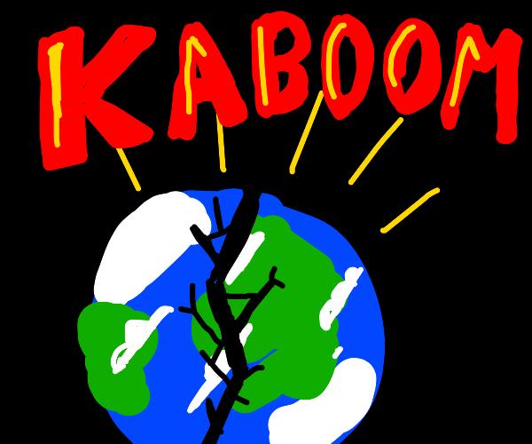 Earth-Shattering KaBoom