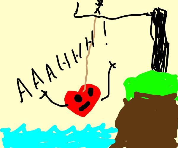 Heart bungee activities