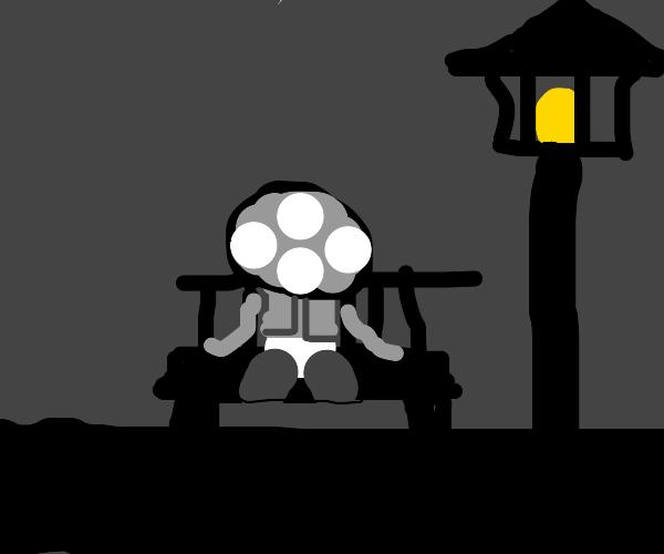 Grey Toad (Mario)