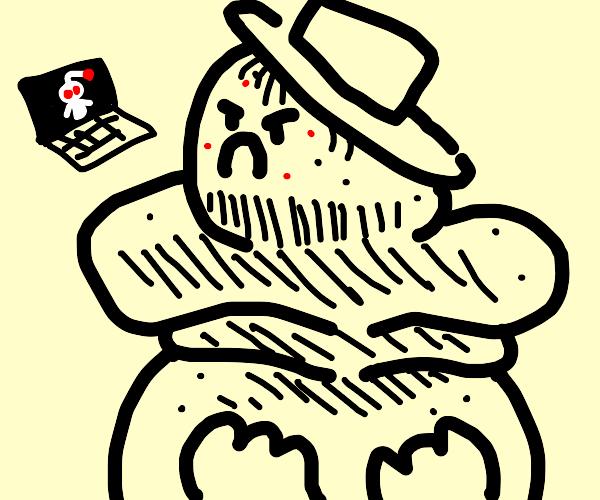 neckbeard redditor