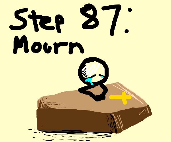 Step 86: Hug so hard you acc'lly kill her