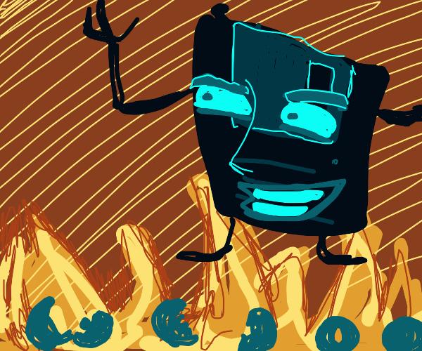 Revenge of the floppy disk