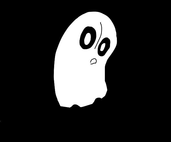 That cute little ghost guy from Undertale!