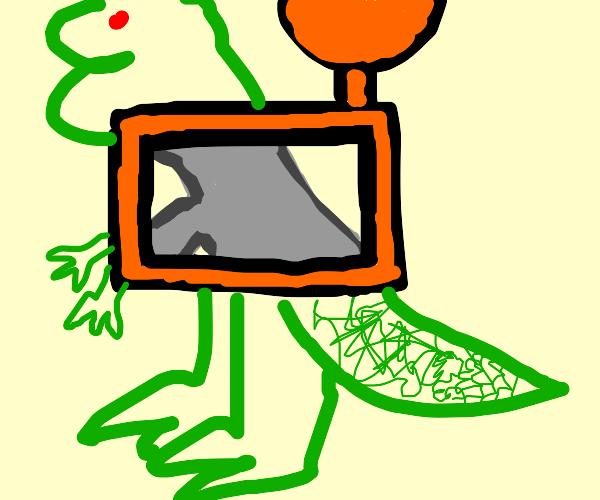 1960's Dinosaur