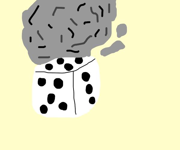 Smoking dice