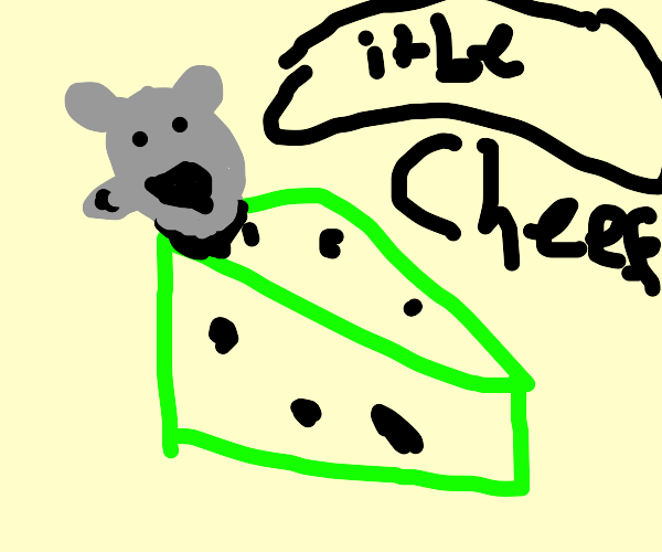 It be cheese