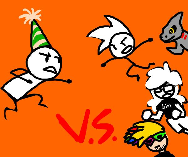 H22 vs everyone