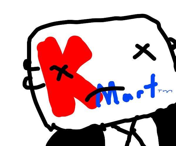 K-Mart is dead