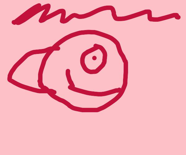 Happy blobfish