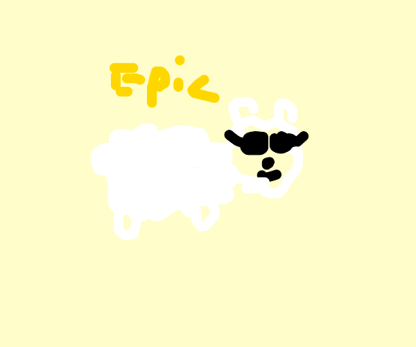 Epic Sheep