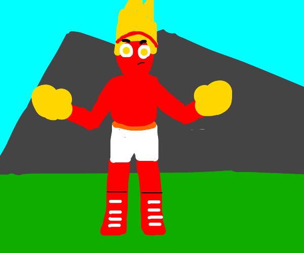 Maximum Boxer