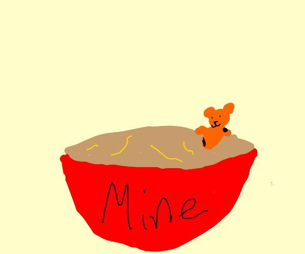 Cheetah in my Soup