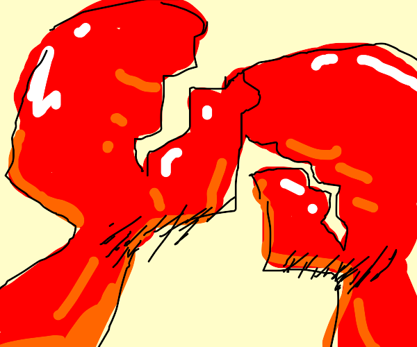 BIG MEATY CLAWS
