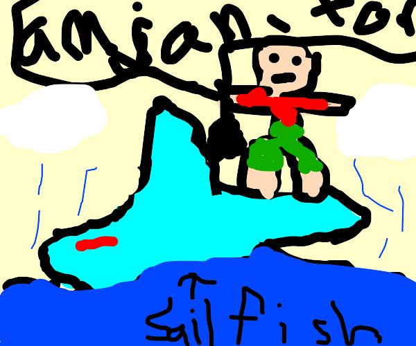Sailfish Janitor