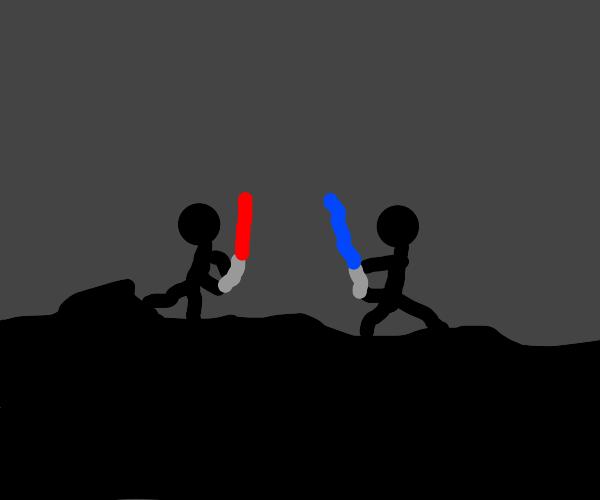 duel - the final finale