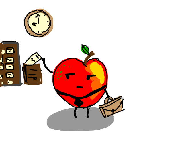 apple employee