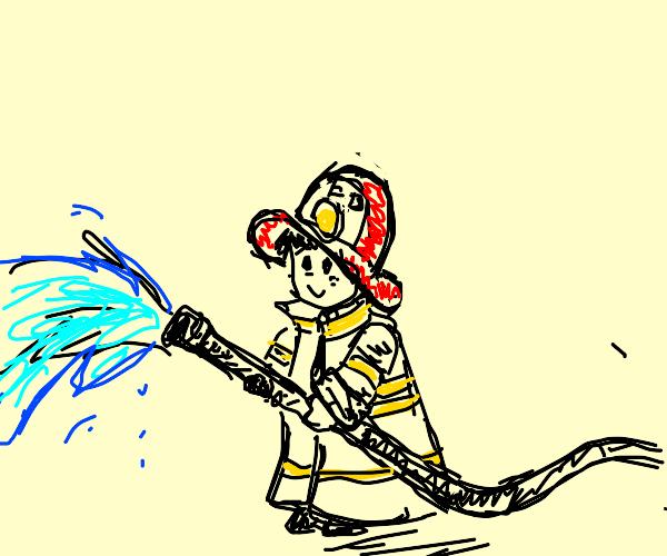 Kid Firefighter