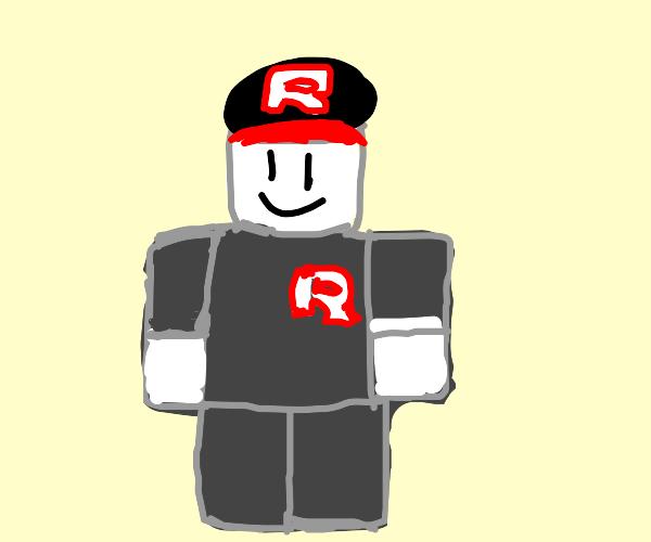 Roblox man