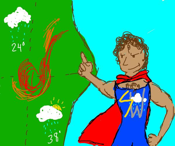 Super Weatherman