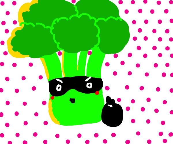 Criminal broccoli