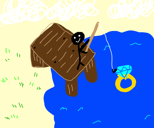 Fishing for a Ring