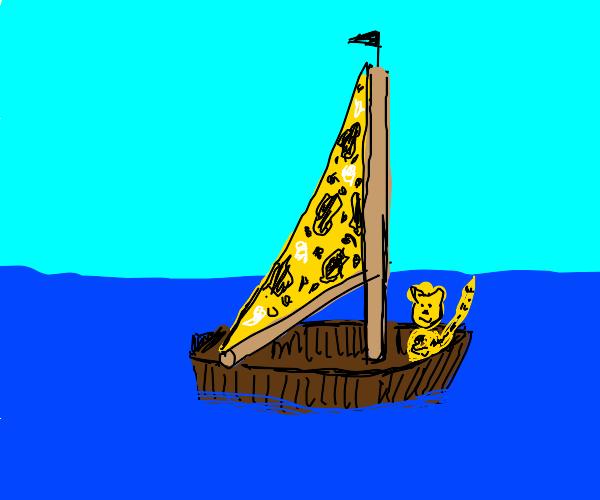 Leopard Sailing