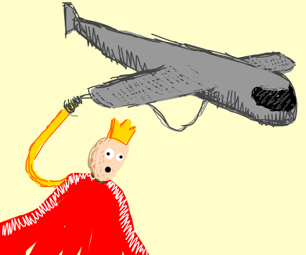 Airplane hooks king