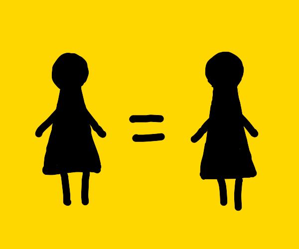female is female