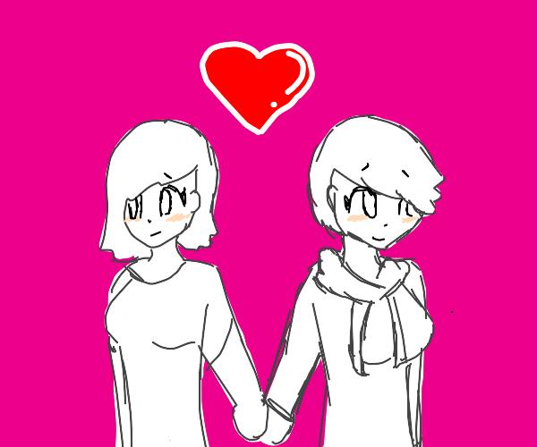 2 women in love