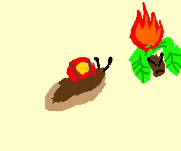 Slug Firefighter