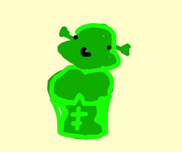 Buff Shrek