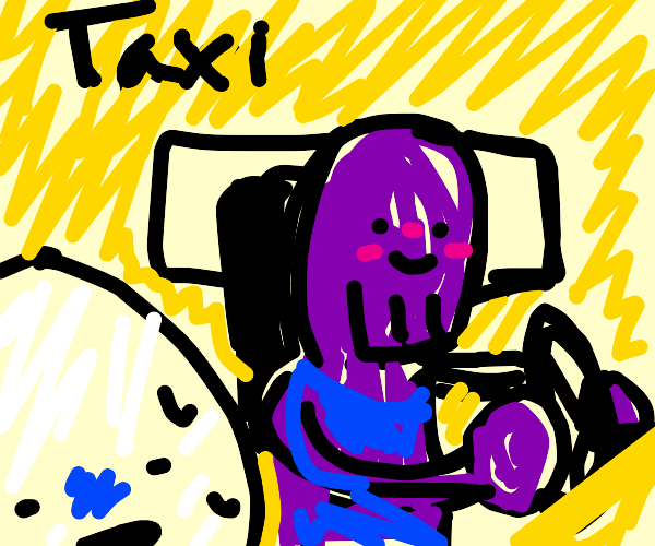 POV: Thanos is your taxi driver