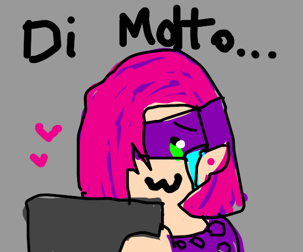 Melone, from JoJo part 5.