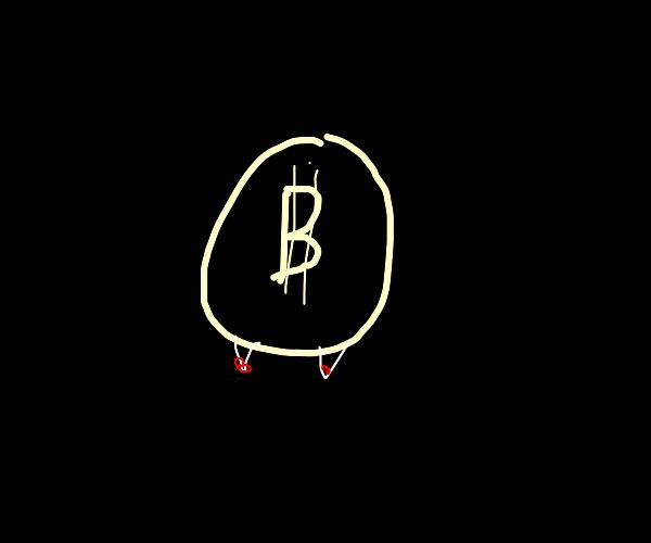 Vampiric bitcoin