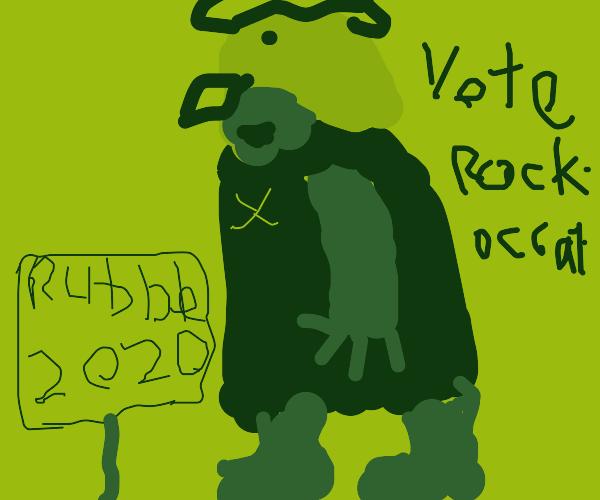 Barney for president 2020
