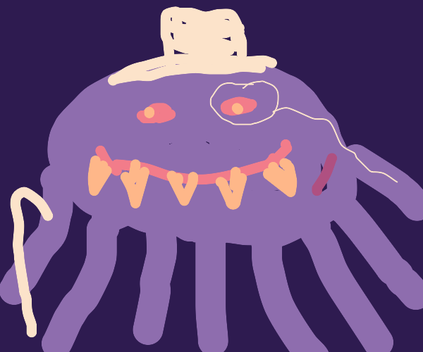 octopus has style