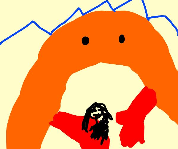 Moar Crabs kills Inkling girl